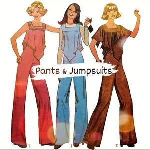 Pants & Jumpsuits